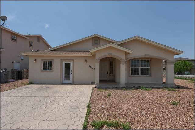 10749 Silvercloud Drive, El Paso, TX 79924 (MLS #849520) :: The Matt Rice Group