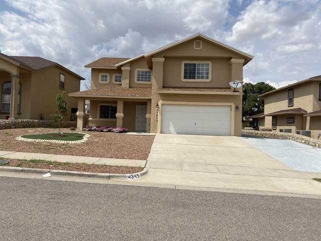 4345 John B Obinger Drive, El Paso, TX 79934 (MLS #849522) :: Red Yucca Group
