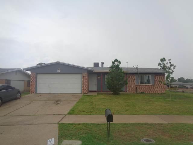 1577 Dale Douglas Drive, El Paso, TX 79936 (MLS #849524) :: Mario Ayala Real Estate Group