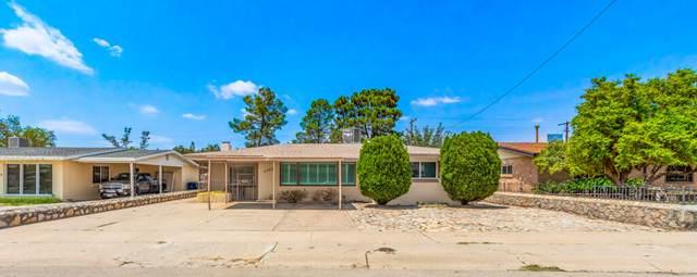 7709 Parkland Drive, El Paso, TX 79925 (MLS #849531) :: The Purple House Real Estate Group