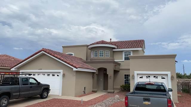 6236 Viale Lungo Avenue, El Paso, TX 79932 (MLS #849533) :: Red Yucca Group