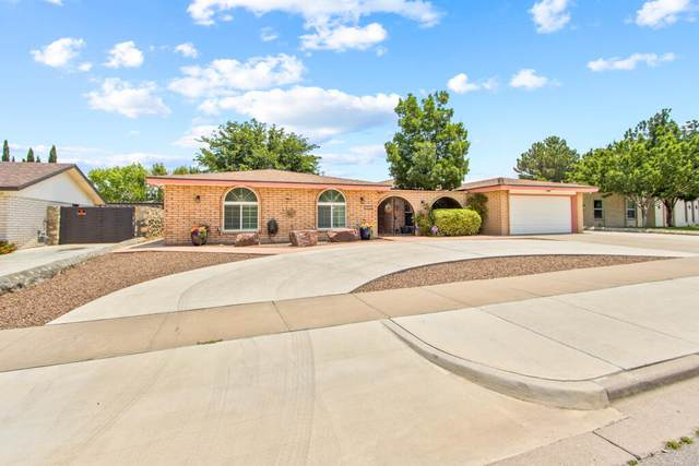 1764 Tommy Aaron Drive, El Paso, TX 79936 (MLS #849539) :: Red Yucca Group