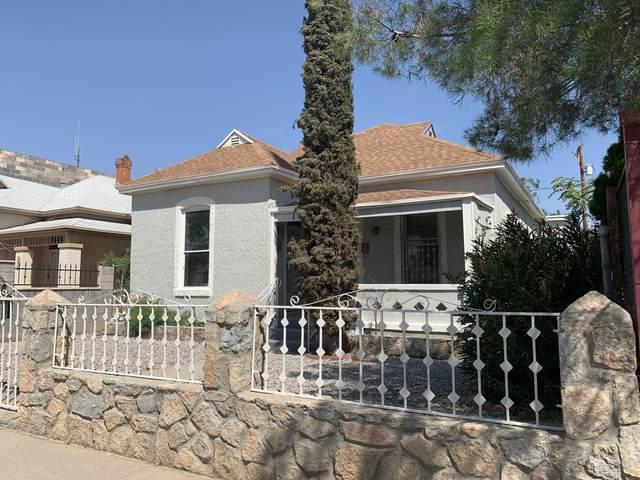 1221 Wyoming Avenue, El Paso, TX 79902 (MLS #849540) :: Jackie Stevens Real Estate Group