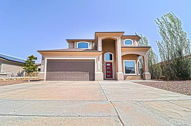 14717 Summit Breeze Avenue, Horizon City, TX 79928 (MLS #849542) :: The Purple House Real Estate Group