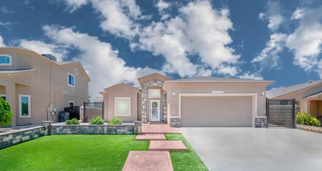 14552 Christian Castle, El Paso, TX 79938 (MLS #849560) :: The Purple House Real Estate Group