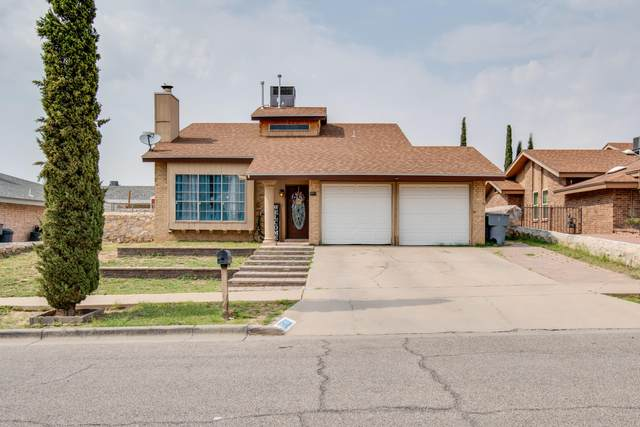 11749 Fred Perry Drive, El Paso, TX 79936 (MLS #849578) :: Preferred Closing Specialists