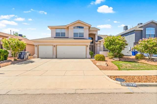 12636 Sun Empress Drive, El Paso, TX 79938 (MLS #849579) :: The Purple House Real Estate Group