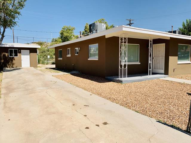 151 Courchesne Road, El Paso, TX 79922 (MLS #849584) :: Red Yucca Group