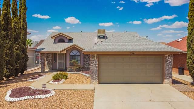 11641 Kristy Weaver, El Paso, TX 79936 (MLS #849589) :: The Purple House Real Estate Group