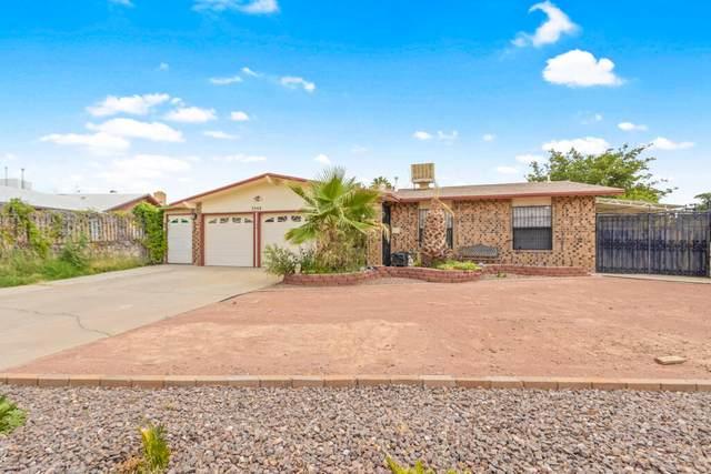 3348 Funston Place, El Paso, TX 79936 (MLS #849590) :: The Purple House Real Estate Group