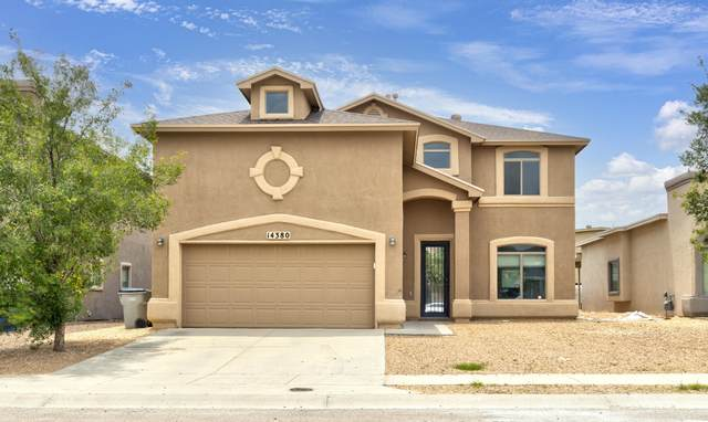 14380 Whisper Mare Court, El Paso, TX 79938 (MLS #849595) :: The Purple House Real Estate Group