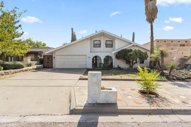 5660 Beth View Drive, El Paso, TX 79932 (MLS #849603) :: Preferred Closing Specialists