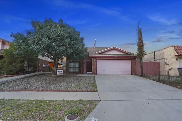 632 Cumbrian Lane, El Paso, TX 79912 (MLS #849606) :: Jackie Stevens Real Estate Group