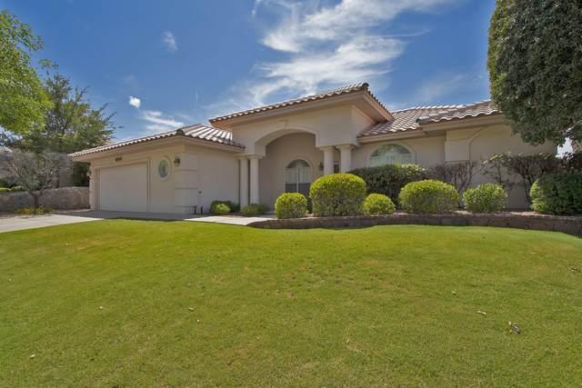 6924 Diamond Ridge Drive, El Paso, TX 79912 (MLS #849608) :: Red Yucca Group