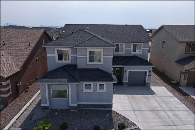4580 Sean Sims Street, El Paso, TX 79938 (MLS #849611) :: The Purple House Real Estate Group