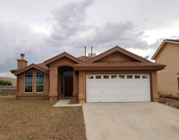 3005 Tierra Salada Drive, El Paso, TX 79938 (MLS #849613) :: Red Yucca Group