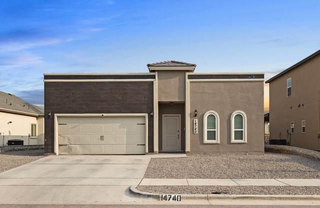 14740 Tierra Escape Avenue, El Paso, TX 79938 (MLS #849614) :: The Purple House Real Estate Group