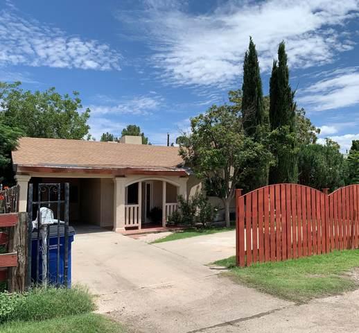 355 Ontiveros Street, El Paso, TX 79932 (MLS #849615) :: The Purple House Real Estate Group