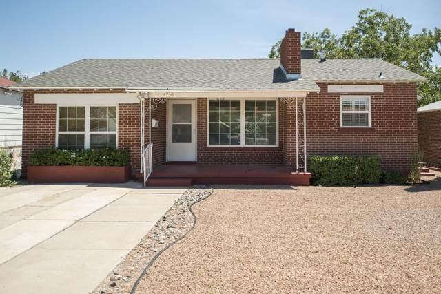 4756 Caples Circle, El Paso, TX 79903 (MLS #849617) :: The Purple House Real Estate Group