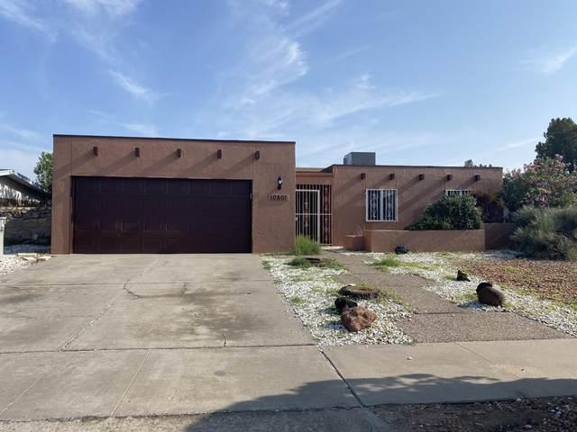 10801 Jack Fleck Drive, El Paso, TX 79935 (MLS #849622) :: Preferred Closing Specialists