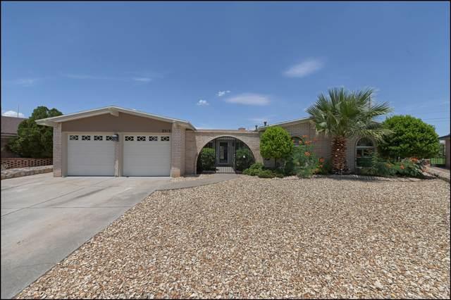 2313 Jim Dent Court, El Paso, TX 79936 (MLS #849624) :: Summus Realty