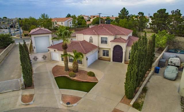 12132 Stone Gate Ln, El Paso, TX 79936 (MLS #849626) :: The Purple House Real Estate Group