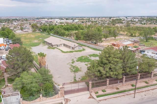 396 Pendale Road, El Paso, TX 79907 (MLS #849637) :: Summus Realty