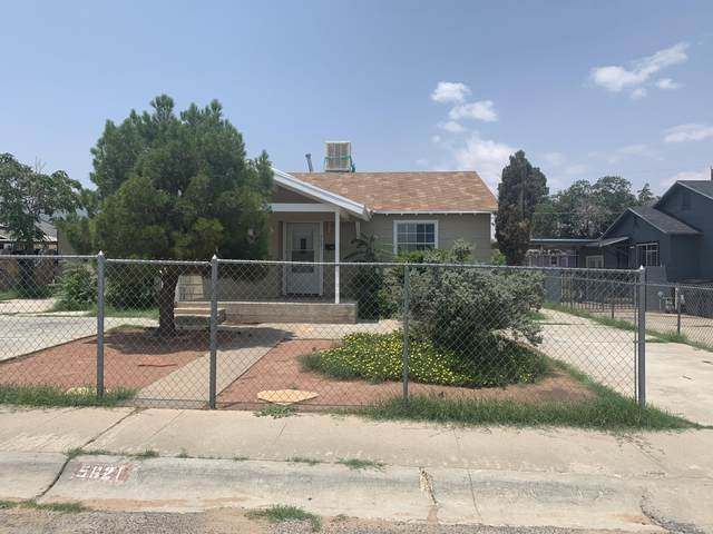 5621 Joyce Circle, El Paso, TX 79904 (MLS #849639) :: The Purple House Real Estate Group