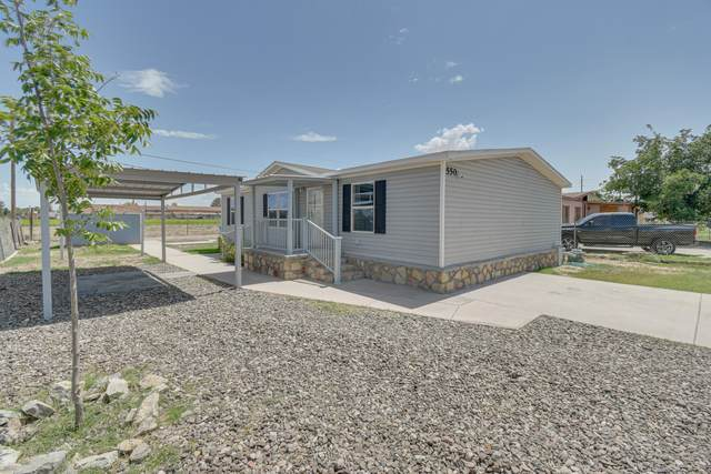550 Telop Road, Socorro, TX 79927 (MLS #849648) :: Red Yucca Group