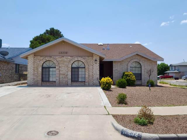 12232 Russolo Drive, El Paso, TX 79936 (MLS #849651) :: Red Yucca Group