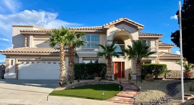 6704 Desert Canyon Drive, El Paso, TX 79912 (MLS #849654) :: The Purple House Real Estate Group