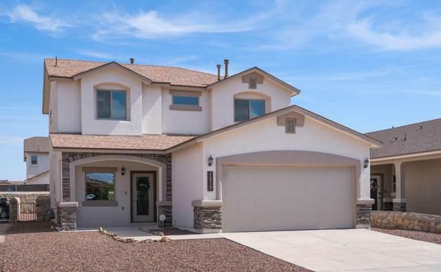 14717 Orsten Artis Avenue, El Paso, TX 79938 (MLS #849656) :: Red Yucca Group