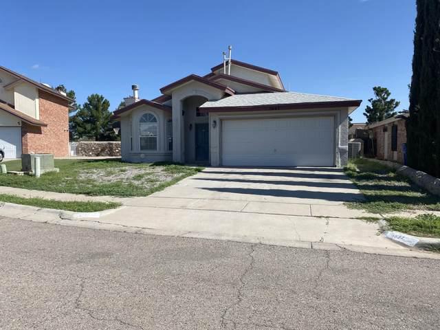 5647 Schwarzkopf Drive, El Paso, TX 79934 (MLS #849659) :: Red Yucca Group