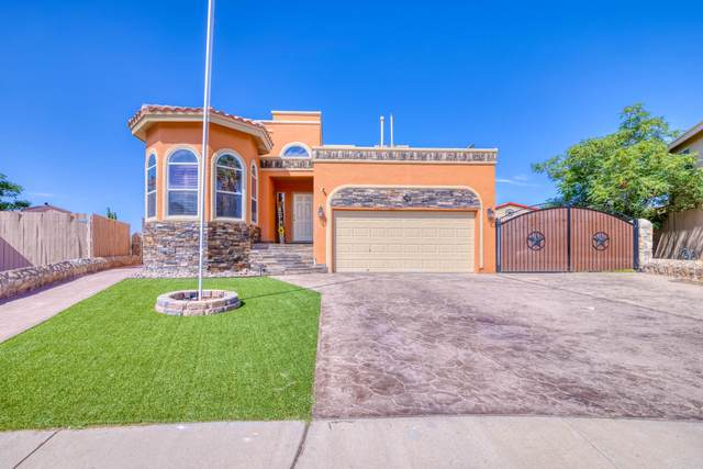 3205 Tierra Aire Place, El Paso, TX 79938 (MLS #849660) :: The Purple House Real Estate Group