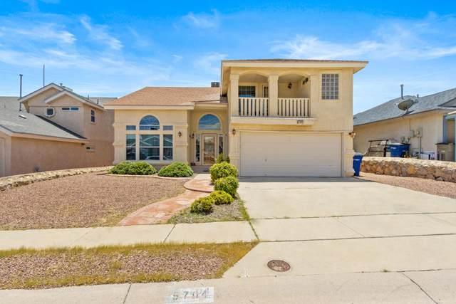 5704 David M Brown Court, El Paso, TX 79934 (MLS #849663) :: Red Yucca Group