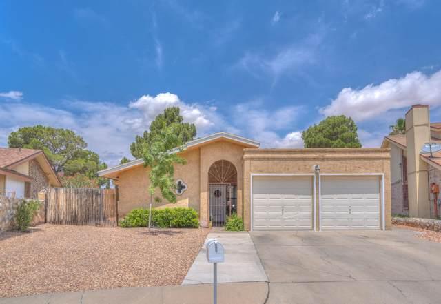 2229 Seagull Drive, El Paso, TX 79936 (MLS #849665) :: Summus Realty