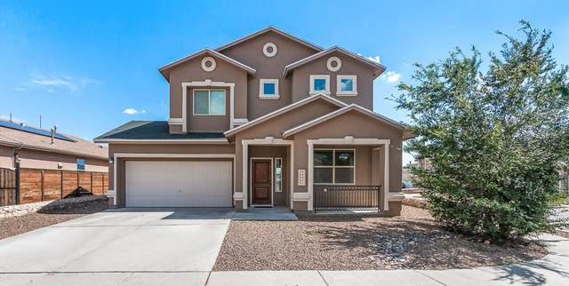 5016 Stampede Drive, El Paso, TX 79934 (MLS #849668) :: The Purple House Real Estate Group