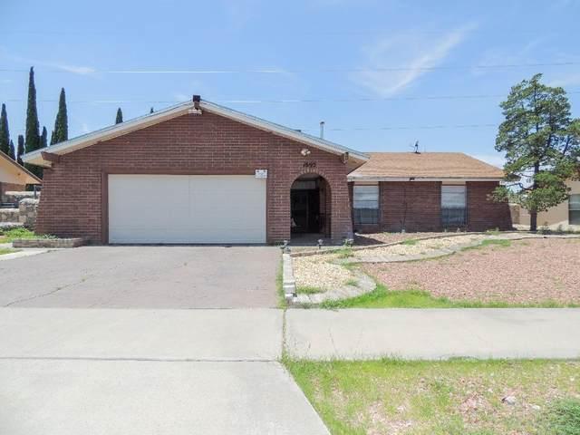 1693 Robert Wynn Street, El Paso, TX 79936 (MLS #849673) :: Summus Realty