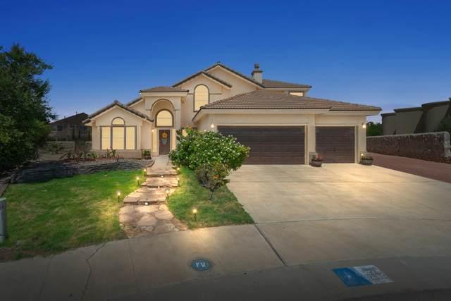 12932 Battalion Way, El Paso, TX 79938 (MLS #849677) :: The Purple House Real Estate Group