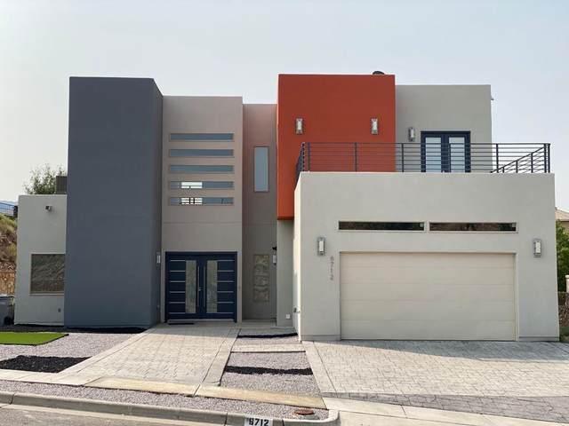 6712 Desert Canyon Drive, El Paso, TX 79912 (MLS #849678) :: The Purple House Real Estate Group