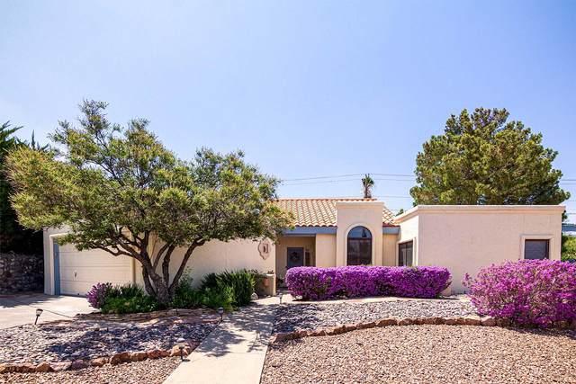 6400 Tarascas Drive, El Paso, TX 79912 (MLS #849679) :: The Purple House Real Estate Group