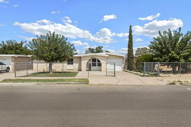 10532 Murphy Street, El Paso, TX 79924 (MLS #849683) :: The Purple House Real Estate Group