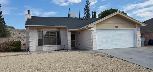 712 Villa Flores Drive, El Paso, TX 79912 (MLS #849685) :: The Purple House Real Estate Group