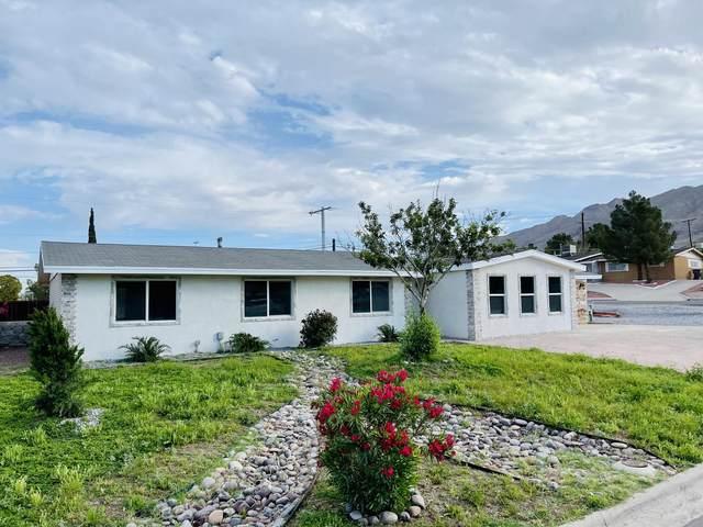 3741 Greenwich Drive, El Paso, TX 79902 (MLS #849686) :: Preferred Closing Specialists