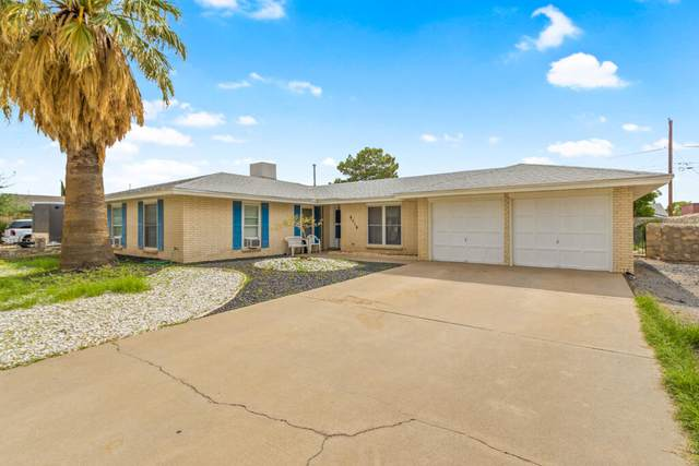 9316 Shaver Drive, El Paso, TX 79925 (MLS #849692) :: The Purple House Real Estate Group