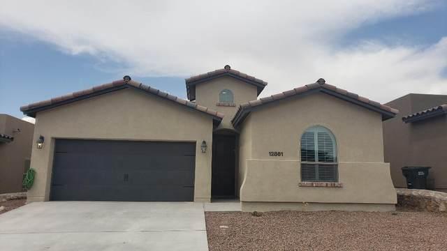 12861 Osmotherley Avenue, El Paso, TX 79928 (MLS #849696) :: Summus Realty