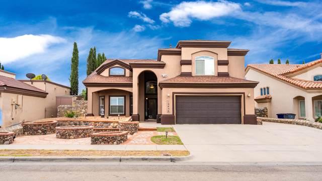 12456 Tierra Encino Drive, El Paso, TX 79938 (MLS #849699) :: The Purple House Real Estate Group