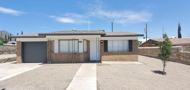 4021 Edgar Park Avenue, El Paso, TX 79904 (MLS #849700) :: The Purple House Real Estate Group
