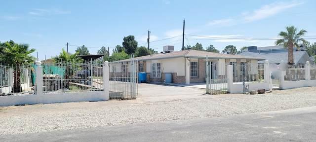 10847 Judy Lane, Socorro, TX 79927 (MLS #849702) :: Preferred Closing Specialists