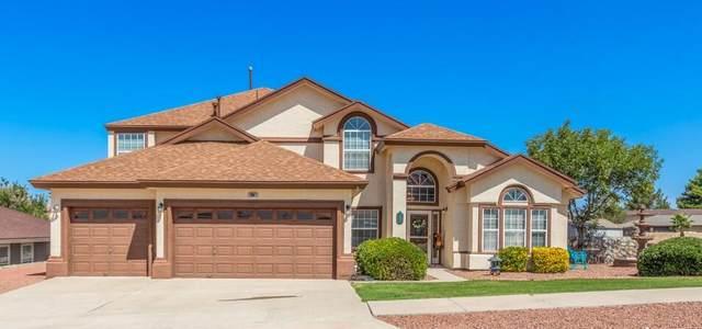 13007 Primrose Lane, Horizon City, TX 79928 (MLS #849705) :: The Purple House Real Estate Group